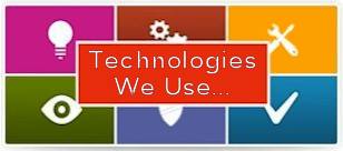 Technologies We Use